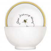 Bee Cereal Bowl