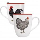 Farmhouse Chicken Mug